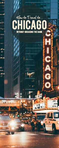 Chicago: Amazing Things To See And Do Without Breaking The Bank Travel tips 2019 Visit the Windy City with these budget tips that'll help you enjoy Chicago for cheap. Make sure to read this before your trip to Chicago! New Travel, Packing Tips For Travel, Travel Essentials, Travel Usa, Travel Ideas, Budget Travel, Travel Hacks, Work Travel, Travel Plane