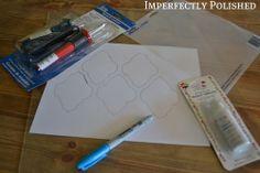 stencil chair supplies