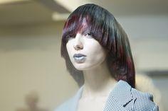 Borderline Beauty trend, 2014. Interpreted by Dmitry Vinokurov #TrendVision