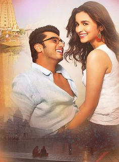 Arjun Kapoor and Aliya Bhatt in 2 States