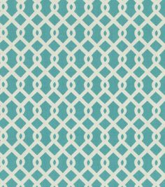 Home Decor Upholstery Fabric-Waverly Ellis / Turquoise : fabric :  Shop | Joann.com
