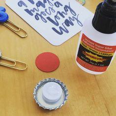 Super Glue, Paper Clip, Cap, Stickers, Dolls, Bottle, Instagram, Baseball Hat, Baby Dolls