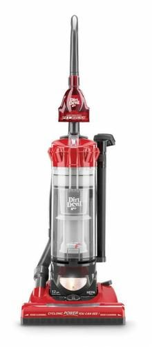 Dirt Devil UD70095 Power Reach Multi Cyclonic Upright Vacuum
