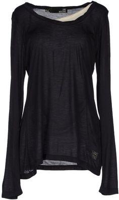 37. Moschino Black Tshirt ----------------------- Key: Tops, Black, Clothes