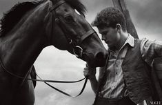 "Stage actor Jeremy Irvine was plucked from relative obscurity to star in Steven Spielberg's film adaptation (out next month) of the West End and Broadway hit War Horse as a young man on a quest to bring home his beloved horse from the front lines. ""I love acting,"" he says. ""I don't know many industries where you can go straight from the bottom to choosing the work you want to do."""