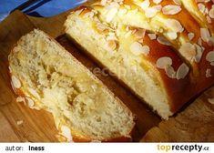 Cop s jablečno-kokosovou náplní recept - TopRecepty. Banana Bread, Treats, Sweet, Desserts, Food, Sweet Like Candy, Candy, Tailgate Desserts, Goodies