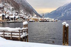 Snow in Hallstatt - Winter in Hallstatt