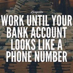#ShareIG With the area code of course #goals work hard. Hard work
