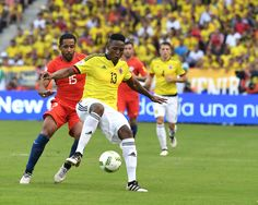 #Colombia #Yerry #Mina#Futbol