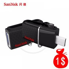 Cheap u disk, Buy Quality sandisk usb directly from China sandisk usb flash drive Suppliers: SanDisk USB Flash Drive Memory Stick Pen Drives Pendrive Flashdisk U Disk with MicroUSB Card Reader, Usb Flash Drive, Free Shipping, Headphones, Bluetooth Speakers, Electronics Gadgets, Drones, Storage, Mobiles