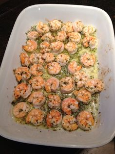 How to Cook Shrimp Scampi (Paleo Friendly)  www.gig-harbor-yacht-detailing.com  maninoa thompson
