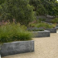 Landscape retaining walls Design Ideas, Pictures, Remodel and Decor