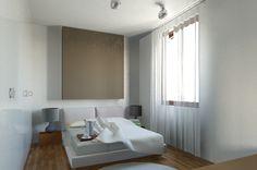 minimalistyzne sypialnie - Szukaj w Google