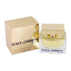 Dolce & Gabbana The One is een bloemig oriëntaals parfum voor dames. Top: perzik, bergamot, lychee, mandarijn. Hart: lelie, lelietje-van-dalen, mandarijn, pruim. Basis: amber, vanille, vetiver, muskus.