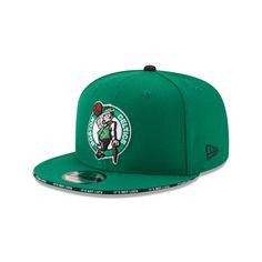 91097b6ef67 Boston celtics callout trim 9fifty snapback. New Era Cap. Boston Celtics HatMens  ...