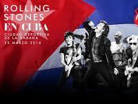 #musica #rollingstones Verosimilmente Vero: UFFICIALE! I ROLLING STONES SUONERANNO A CUBA