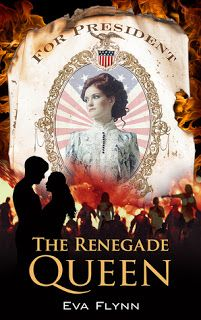 Reading For Sanity : A Book Review Blog: The Renegade Queen - Eva Flynn