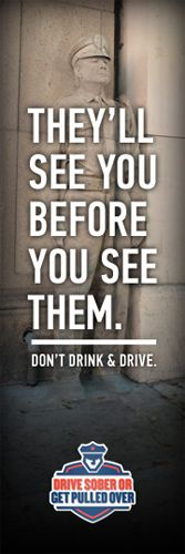 Drive Sober or Get Pulled Over #drunkdriving http://www.mesrianilaw.com/personal-injury-law/vehicle-accidents.html