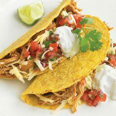 Here, Taste This : Slow Cooker Salsa Chicken - Love Well