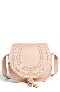 Chloe 'Marcie - Small' Leather Crossbody Bag