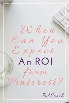Pinterest for Ecommerce: How Fast Can We Expect an ROI? Pinterest Pin, Marketing Plan, Pinterest Marketing, Social Media Tips, Ecommerce, Helpful Hints, Digital Marketing, Success, Messages