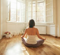 Try these tips from our meditation expert Nora Dudley on how to fit meditation into your life as a new mom.