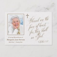 Shop Funeral Thank You Cards