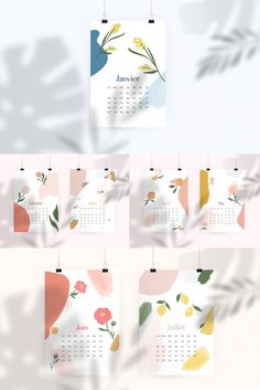 Calendar Layout, Diy Calendar, Calendar Design, Avril Mai, Name Card Design, Thing 1, Paper Folding, Name Cards, Free Printables