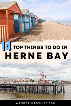 From paddle boarding and shopping, to quirky galleries and delicious food and drink, these are the best things to do in Herne Bay in Kent. This guide will make planning your seaside day trip from London easy. #VisitKent #VisitEngland #HerneBay Beach Trip, Beach Travel, Day Trips From London, Paddle Boarding, Beautiful Beaches, Seaside, Travel Destinations, Things To Do, England