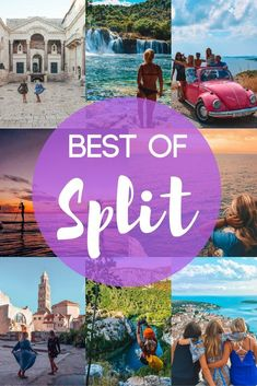 Split is beautiful city in Croatia with lots of exciting things to do both in the city and its surroundings. Find out how to spend a week in Split to make the most this city has to offer