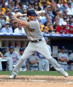 Baseball Players, Baseball Cards, Baseball Batter, San Diego Padres, Mlb Teams, American League, Pro Cycling, World Of Sports, All Star