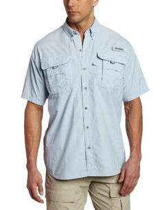 Columbia Sportswear Men's Bahama II Short Sleeve Shirt: http://www.amazon.com/Columbia-Sportswear-Bahama-Short-Sleeve/dp/B0031RFWMU/?tag=cheap136203-20