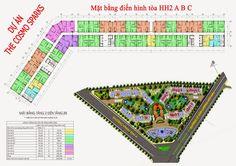 Chung cư Hà Nội: CHUNG CƯ THE SPARK HH2 ABC DƯƠNG NỘI