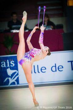 Katsiaryna Halkina (Belarus), Grand Prix (Thiais) 2016