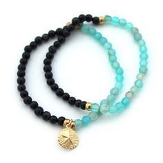 Bracelet Fil, Hand Bracelet, Diy Bracelets Elastic, Beaded Bracelets, Hand Armband, Diy Jewelry, Jewelry Making, Jewellery, Elastic Thread