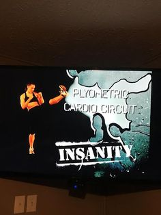 First real work out with the insanity program. Check out how I was feeling after and let me know if you've tried it too.
