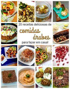 A gastronomia árabe é cada vez mais admirada no Brasil e extrapola crescentemente apenas o cardápio composto pelos nossos já velhos conhecidos esfihae kibe da rede popular de fast food. Aliás