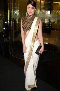Enhance Your Grace with Bollywood Designer Saree: http://www.angelmstyle.com/enhance-grace-bollywood-designer-saree/