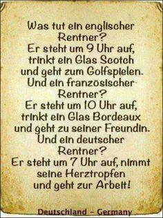 Der deutsche Rentner