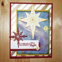 Creating With Joan: Stampin' Up! Star of Light! DOstamperSTARS DSC#199