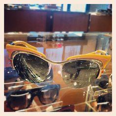 68b6496a130 Around The Store  Prada Spring Summer 2012 runway sunglasses at NM Dallas- NorthPark.