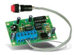 Velleman MiniKits Car Alarm Simulator