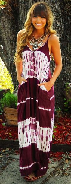 Have-To-Have Maxi Dress