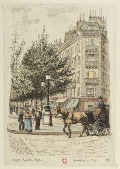 Refuge rue de Sèze