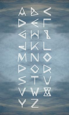 Geometric Typography | Research Blog
