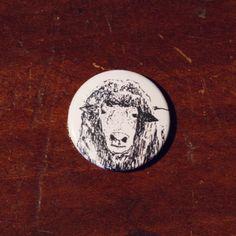 Pin Badge | AlterKnit Universe (Art Equals Happy)
