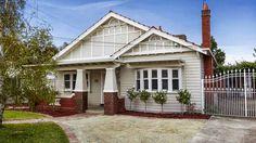 californian bungalow gable - Google Search