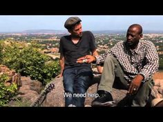 Watch Damon Albarn and Afel Bocoum perform classic Mali Music tracks to raise awareness of the crisis in the Sahel region