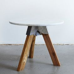 Henry Wilson A3-Joint Side Tables | Share Design