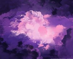 Purple Backgrounds | Two magical purple sky backgrounds | PSDGraphics